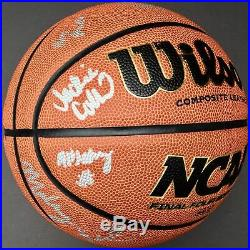 2018 NOTRE DAME TEAM SIGNED WOMENS FINAL FOUR BASKETBALL withCOA ARIKE OGUNBOWALE