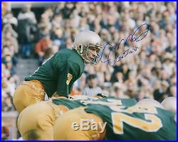 Autographed Joe Montana Notre Dame Photo Fanatics Authentic COA Item#10359823