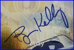 Brian Kelly Signed Autograph Notre Dame Fighting Irish 11×14 Photo Jsa Coa
