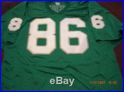 Dave Casper Notre Dame Fighting Irish, Raiders Jsa/coa Signed Jersey