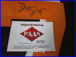 DeShone Kizer Signed Cleveland Browns Jersey (COA) Former Notre Dame Quarterback