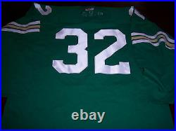 JOHNNY LUJACK NOTRE DAME FIGHTING IRISH RARE, HEISMAN WithCOA SIGNED JERSEY
