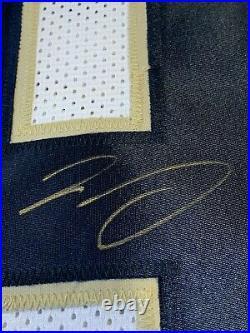 Jaylon Smith Autographed/Signed Jersey JSA COA Notre Dame Fighting Irish Cowboys