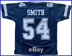 Jaylon Smith signed jersey NFL Dallas Cowboys PSA COA Notre Dame
