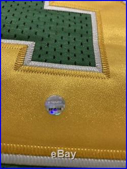 Joe Montana Autographed NOTRE DAME jersey with Steiner COA HOLOGRAM Sewn Numbers