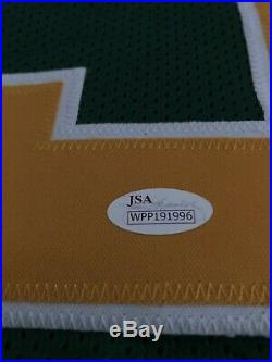 Joe Montana Autographed Notre Dame Jersey JSA COA
