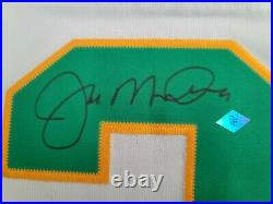 Joe Montana Notre Dame Fighting Irish Signed Jersey COA Autographed NEW withtags