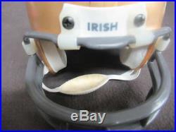 Joe Montana Signed Auto Notre Dame Mini Helmet Riddell Jsa Coa Jsa Coa He032