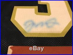 Joe Montana Signed Autographed Ncaa Notre Dame Fighting Irish Upper Deck Coa
