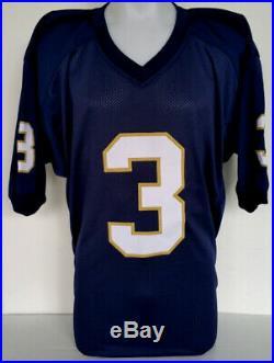 Joe Montana Signed Notre Dame Fighting Irish Jersey (JSA COA)4xSuper Bowl Champ
