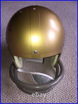 Joe Theismann Signed Notre Dame TK F/S Helmet Tristar Authentic COA