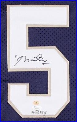 Manti Te'o Signed Notre Dame Jersey (JSA COA & Te'o Hologram)