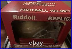 ROCKY BLEIER Signed/Inscribed Full-Size NOTRE DAME Helmet 66 NATL CHAMP COA