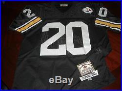 Rocky Bleier Steelers, 4x Sb Champs, Notre Dame Jsa/coa Signed Jersey