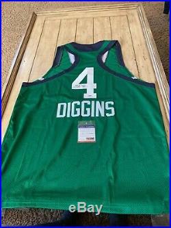 Skylar Diggins Autographed/Signed Jersey PSA/DNA COA Notre Dame Fighting Irish