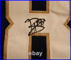Tim Brown signed Notre Dame custom jersey Beckett BAS COA #U73712 Raiders