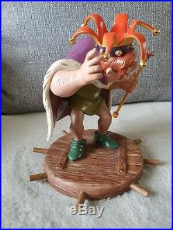 WDCC Disney'King of Fools' Quasimodo figurine COA BOX, Hunchback of Notre Dame