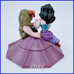 WDCC Disney Not A Single Monster Line Hunchback of Notre Dame. Box & COA