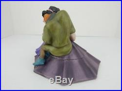 WDCC From Disney Movie Hunchback of Notre Dame Not A Single Monster Line COA 75