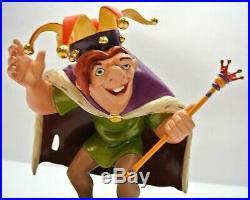 WDCC'King of Fools' Quasimodo Hunchback of Notre Dame No Box No COA