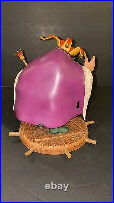 Wdcc The Hunchback of Notre Dame Quasimodo King Of Fools- Box Withcoa