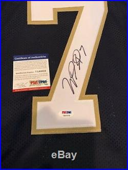 Will Fuller Autographed Signed Notre Dame Jersey Psa Coa