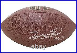 Will Fuller Miami Dolphins Autograph Signed NFL Football Texans Exact Proof COA